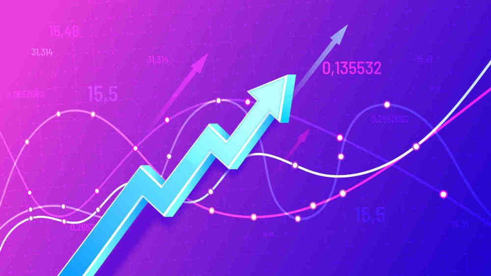 Arrow Up - illustration pour augmenter son niveau avec un logiciel de trading